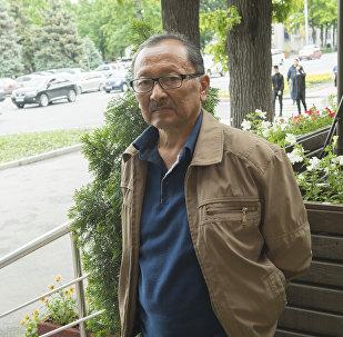 Кино жана театр артисти Марат Жантелиев