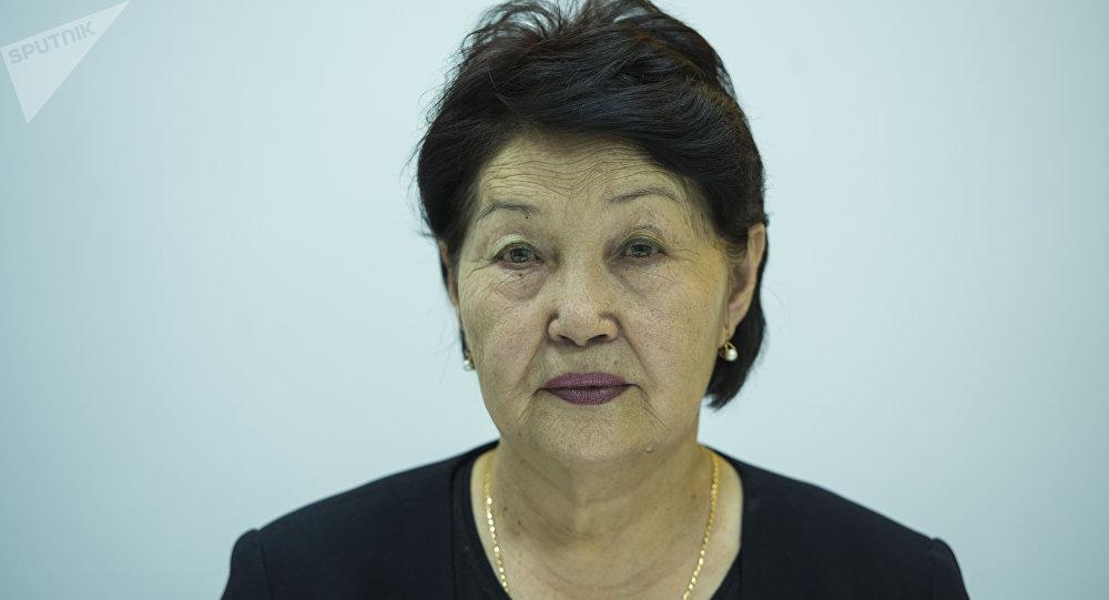 Бишкек шаардык мемориалдык музейлеринин бириккен дирекциясынын директору Арман Момаханова