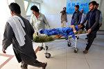Тройной взрыв в Джелалабаде. Афганистан