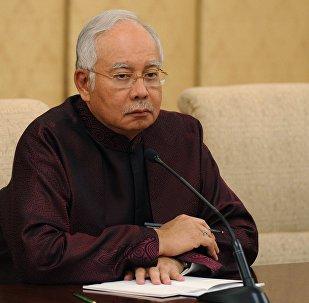 Архивное фото экс-премьер-министра Малайзии Наджиба Тун Разака