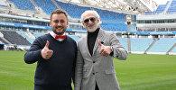 Наивные Путешественники с Ахриком Цвейбой – легендарным советским, российским и украинским футболистом