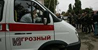 Чеченстандагы тез жардам. Архивдик сүрт
