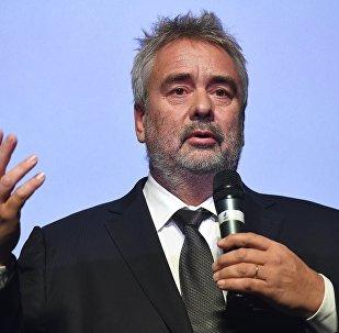 Французский режиссёр Люк Бессон. Архивное фото