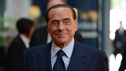 Италиянын экс-премьер-министри Сильвио Берлускони. Архив
