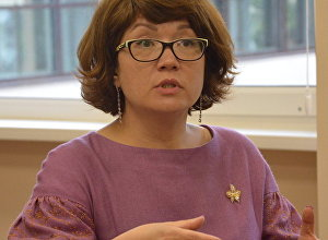 Доцент Уральского государственного педагогического университета Татьяна Тенкачева. Архивное фото