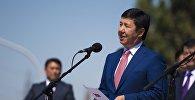 Премьер-министр Кыргызстана Темир Сариев. Архив