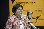 Роза Отунбаева. Архивдик сүрөт