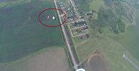 В Татарстане насмерть разбились два парашютиста — прыжок попал на видео
