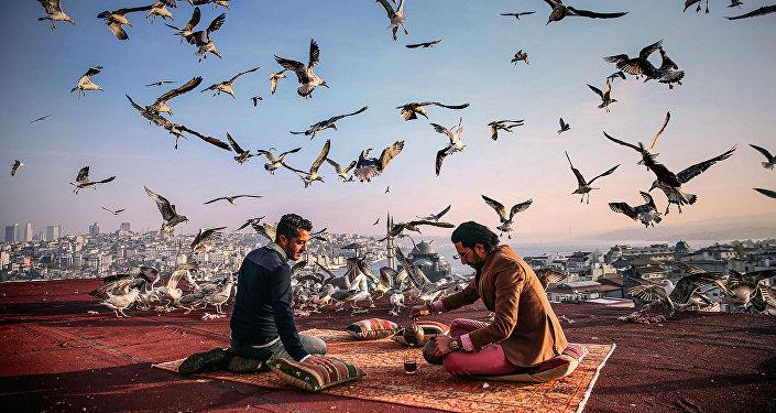 Шорт-лист международного конкурса фотожурналистики имени Андрея Стенина 2018 года