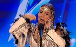 Темир-комуз на шоу Britains Got Talent — виртуоз поразила жюри. Видео