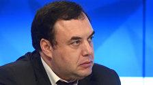 Член СПЧ при президенте России, правозащитник Александр Брод. Архивное фото