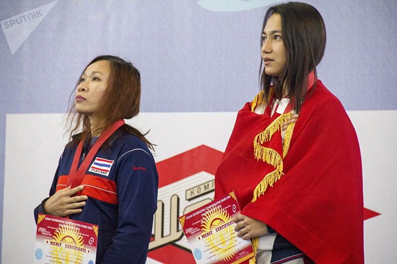 Чемпион мира по бирманскому боксу, победитель ЧА по кикбоксу Михринса Ниязова