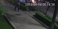 Милиция жеке унаа менен куугунга түшкөн. Кызды учура сүзгөн окуянын жаңы видеосу