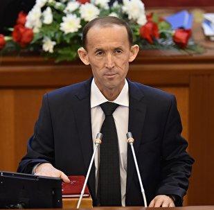 Депутат Абдывахап Нурбаевдин архивдик сүрөтү