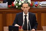 КСДП фракциясынын депутаты Абдывахаб Нурбаевдин архивдик сүрөтү
