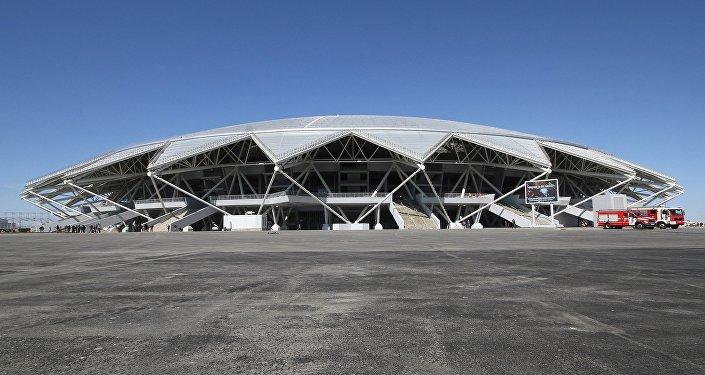 Футбольный стадион «Самара Арена»