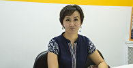 Преподаватель Кыргызской государственной юридической академии Асель Атакулова