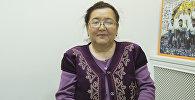 Эл агартуунун отличниги, 32 жылдык тажрыйбасы бар мугалим Какен Келдибекова