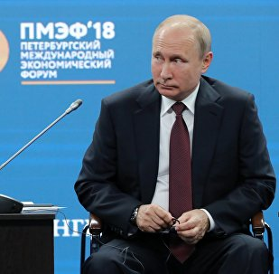 Россиянын президенти Владимир Путин