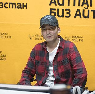 Звезда отечественной эстрады Мирбек Атабеков
