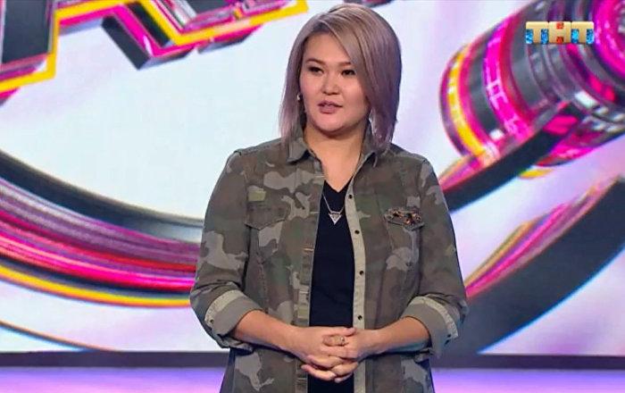Кыргызстанка вышла в финал Comedy Баттл — видео выступления