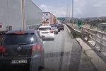 Есть чему поучиться — как в Греции машины скорой ездят по пробкам. Видео