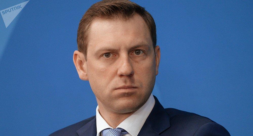 Генеральный директор Росгеологии Роман Панов. Архивное фото