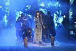 Россиянын жаш аткаруучусу Диана Анкудинова. Архивдик сүрөт