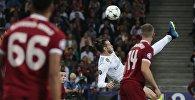 Футбол. Лига чемпионов. Финал. Матч Реал Мадрид — Ливерпуль