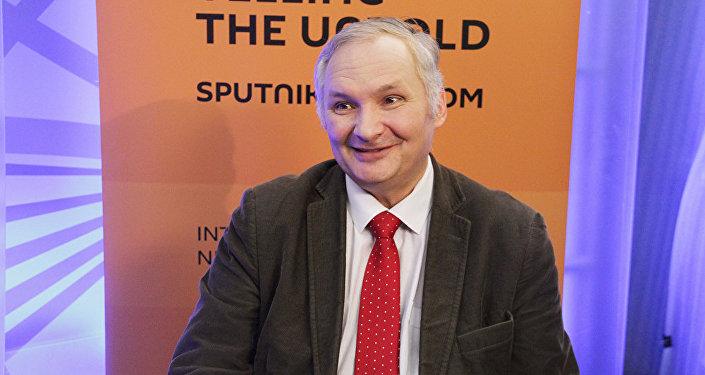 Политолог Андрей Суздальцев. Архивное фото