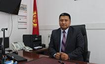 Генеральный директор ОАО Электрические станции Аскар Эшимбеков. Архивное фото