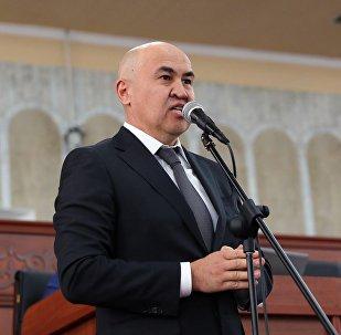 Депутат ЖК Алтынбек Сулайманов. Архивное фото