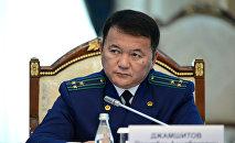 Генеральный прокурор Кыргызской Республики Откурбек Жамшитов. Архивное фото