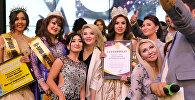 Кыргызстан сулуусу — 2018 сынагынын жеңүүчүсү Алтынкыз Базакбаева