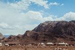 Село в Баткенской области, близ границы с Таджикистаном. Архивное фото