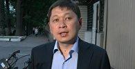 Обвиненный в коррупции Исаков вышел из ГКНБ и дал интервью. Видео