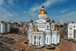Кафедральный собор святого праведного воина Феодора Ушакова в городе Саранске