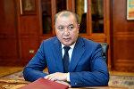 Председатель Государственной службы по борьбе с экономическими преступлениями (ГСБЭП) Бакир Таиров. Архивное фото
