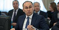 Глава министерства информации и коммуникаций Казахстана Даурен Абаев