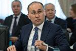 Глава министерства информации и коммуникаций Казахстана Даурен Абаев. Архивное фото