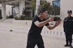 Лучший прием против нападающего с ножом — видео