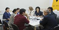 Круглый стол Ежедневно Кыргызстан теряет более 5,5 млн сомов из-за неправильного питания