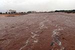 Последствия циклона Мекуну в Салале, Оман. 26 мая 2018 года