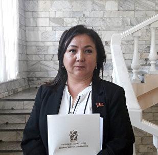 Куламбаева Асель Мундузбаевна
