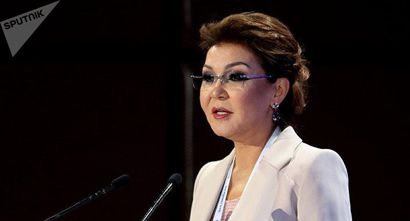 Председатель комитета по международным отношениям, обороне и безопасности сената Казахстана Дарига Назарбаева