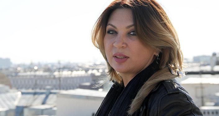 Интервью с солисткой группы Город 312 Светланой Назаренко