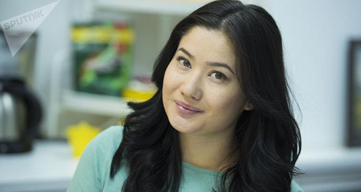 Бишкекский стоматолог Салтанат Усенова. Архивное фото