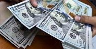 АКШ акча бирдиги. Архивдик сүрөт