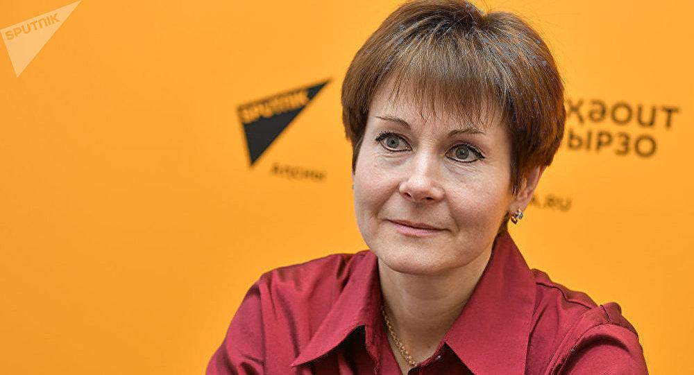 Санитарный врач Людмила Скорик