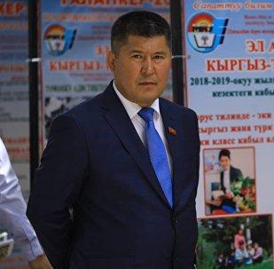 Депутат, торага Джалал-Абадского городского кенеша Мураталы Тагаев